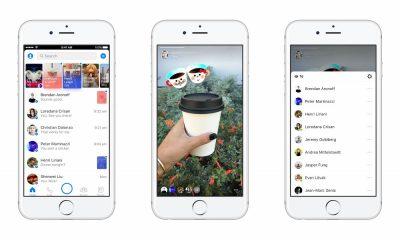 """Facebook Messenger'a """"Hikaye"""" güncellemesi geldi"""