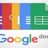 """Google Dökümanları """"Sohbet"""" için kullanmak!"""
