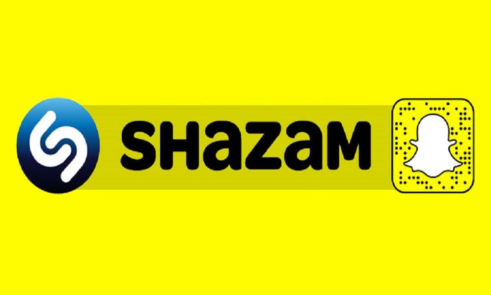Snapchat vizyona girecek olan Shazam için ilk sesle aktive olan lens'i devreye soktu!