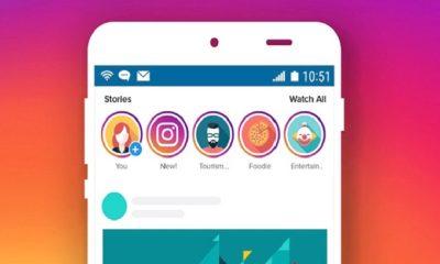 Instagram'ın story özelliği için snapchat'ten esinlendiğini biliyor muydunuz?