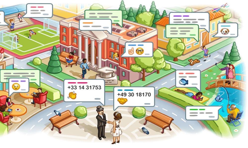 Telegram yeni güncelleme ile konum bazlı sohbet ve daha fazlasını ekledi!